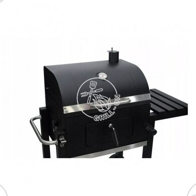 Anglinis grilis Grill-Chef Komfort Lux 2
