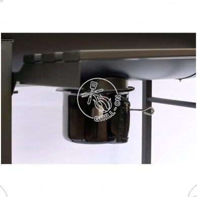 Anglinis grilis Grill-Chef Barrel 6