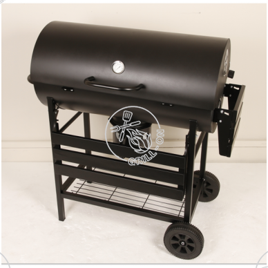 Anglinis grilis Grill-Chef Barrel