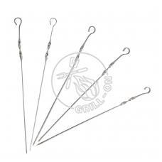 Basic lygūs iešmai, 50 cm, 1,5 mm storio (10 vnt.)