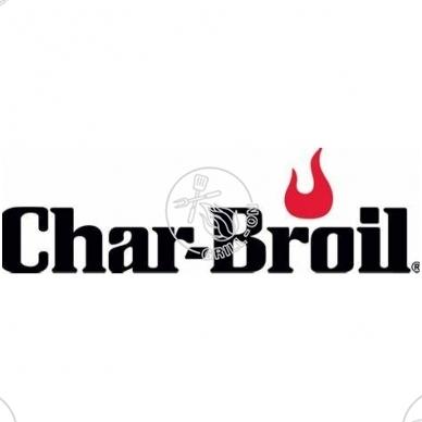 Char-Broil Kamander anglinis grilis 13