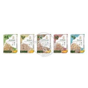 Rūkymo drožlių rinkinys - Ąžuolas, Bukas, Alksnis, Vyšnia, Žuviai