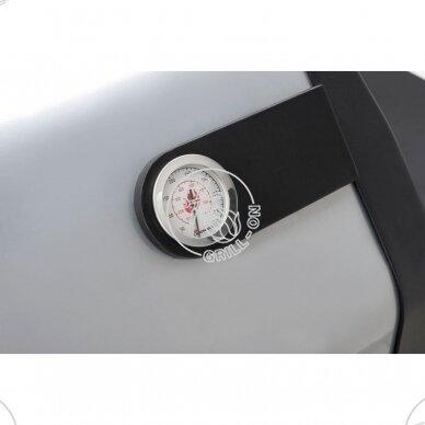 Dujinis grilis Landmann Triton 4.1 Maxx - juodos spalvos 10