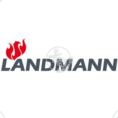 Dujinis grilis Landmann Triton 2.1 - grafitas + modulinės grotelės DOVANŲ 7