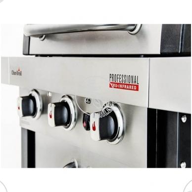 Dujinis grilis Char-Broil Professional 3400 S 5
