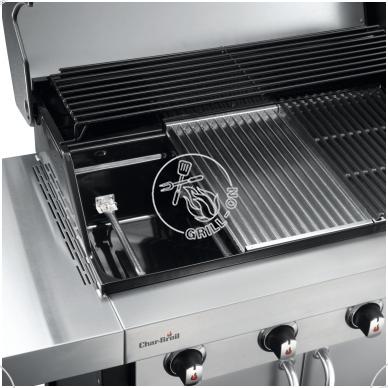 Dujinis grilis Char-Broil Professional 4400 S 5