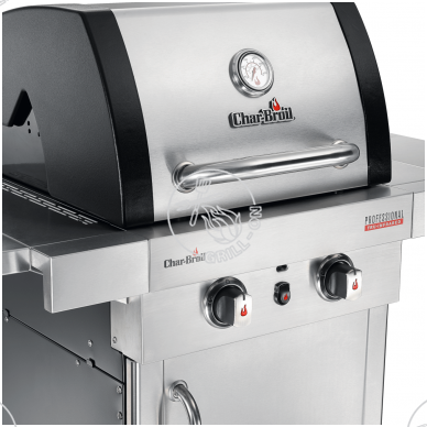Dujinis grilis Char-Broil Professional 2200S 5