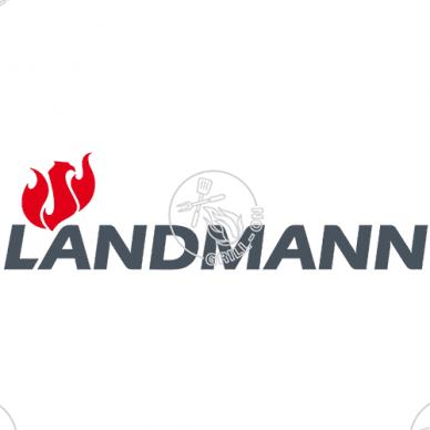 Modulinės ketaus grotelių sistemos ketaus plokštuma Landmann griliams 3