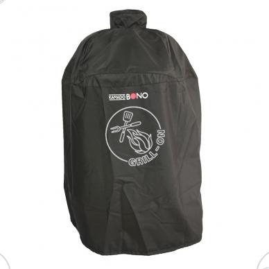 Kamado Bono Grande Limited (raudonas) + dovana + NEMOKAMAS ATVEŽIMAS 7