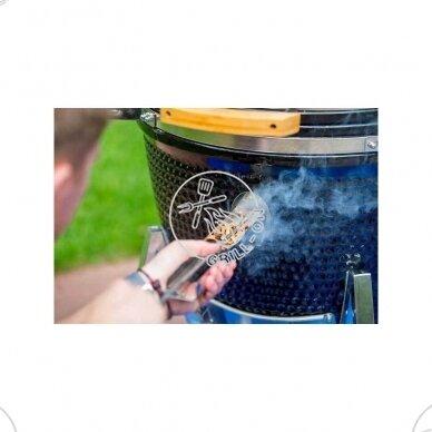 Proflame Expert Maxi kamado kepsninė + 10 kg anglių maišas + NEMOKAMAS PRISTATYMAS 2