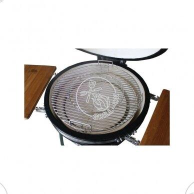 Proflame Expert Maxi kamado kepsninė + 10 kg anglių maišas + NEMOKAMAS PRISTATYMAS 5