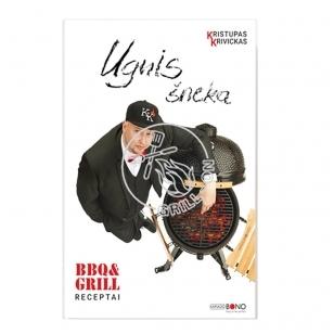 "Kristupo Krivicko knyga ""Ugnis šneka, dūmas šnibžda"""