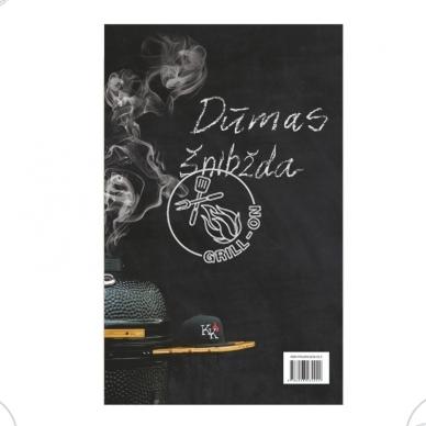 "Kristupo Krivicko knyga ""Ugnis šneka, dūmas šnibžda"" 2"