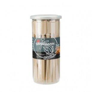 Stilingi bambukiniai iešmeliai 19 cm ilgio (100 vnt.), Landmann SELECTION