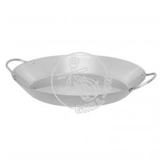 Nerūdijančio plieno Paella keptuvė 36 cm