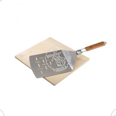 Picos kepimo rinkinys - ližė+picos akmuo