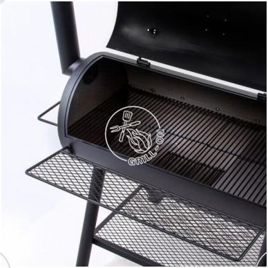 Rūkykla - grilis Oklahoma Joe's Highland Smoker 3