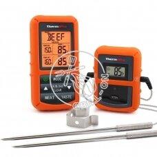 ThermoPro TP20 bevielis nuotolinis skaitmeninis maisto termometras su 2 zondais