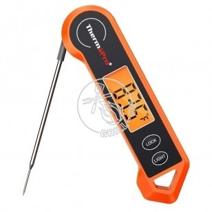 ThermoPro TP19H skaitmeninis momentinis maisto termometras, atsparus vandeniui